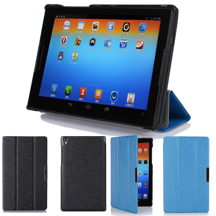 lenovo Tab S8-50F S8-50lc leather4GS 8 Case Casing Cover
