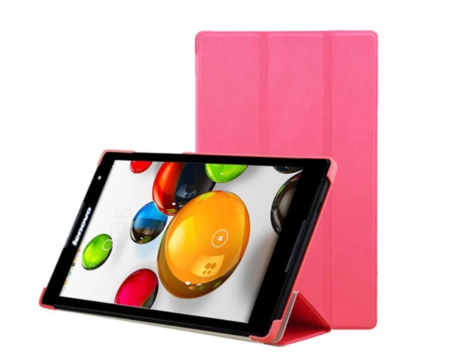 Lenovo Tab S8 S8-50 Flip Case Cover Casing + Free SP Gifts