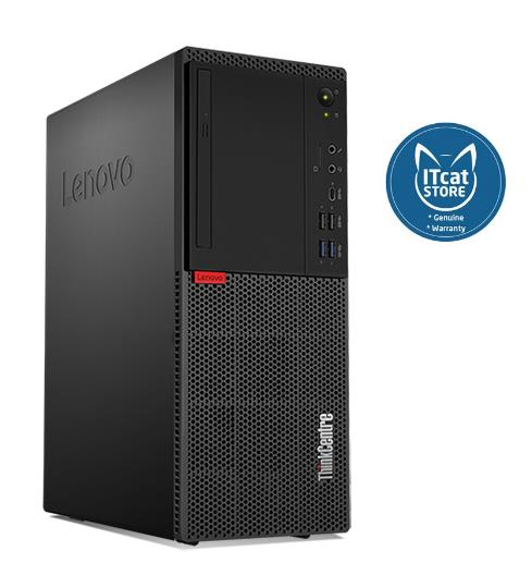 NEW LENOVO THINKCENTER M720 TOWER-i3-8100/4GB/1TB-3YW (10SQS01A00)