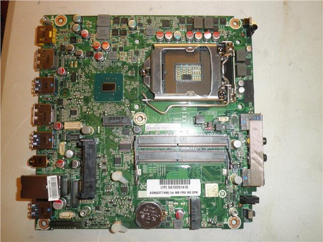 Lenovo ThinkCentre M700 Tiny Motherboard 03t7496