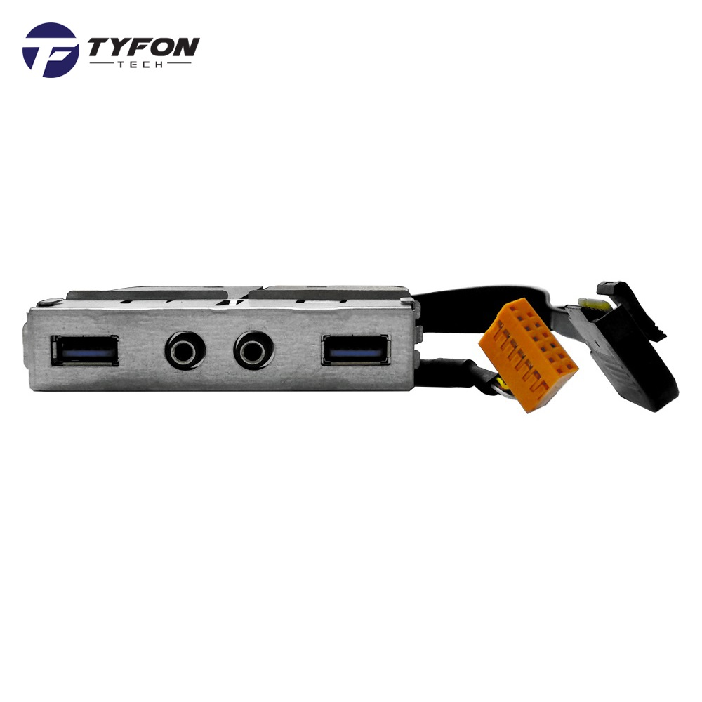 Lenovo ThinkCentre M93p M83 SFF Desktop Front I/O Panel USB Audio