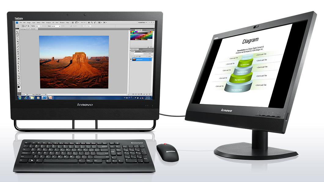 Lenovo Thinkcentre M93z All In One Aio Desktop
