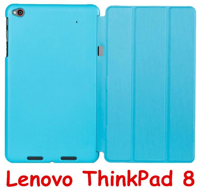 Lenovo ThinkPad 8 8.3inch PU Leather Case + Free Screen Protector