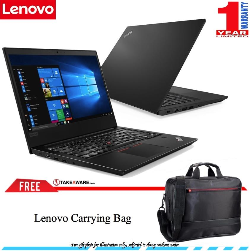 Lenovo ThinkPad E480 8th Gen Notebook (i5-8250U 8GB 1TB) (20KNS00A00)