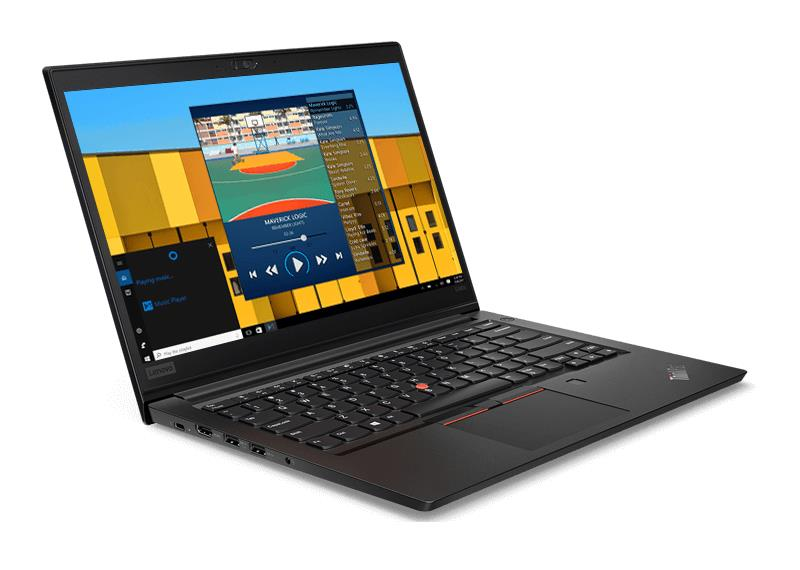 Lenovo ThinkPad E490s Notebook (i7-8565U.8GB.512GB) (20NGS00700)