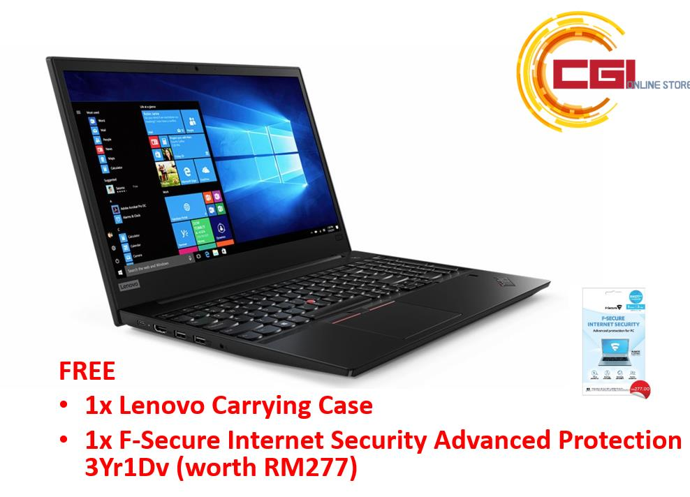 b075b0b59168 Lenovo ThinkPad E580 15.6' Laptop - 20KSS00A00