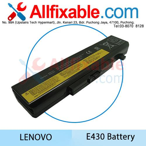 Lenovo ThinkPad Edge E430 E430C E431 E435 E440 E445 E530 E530C Battery