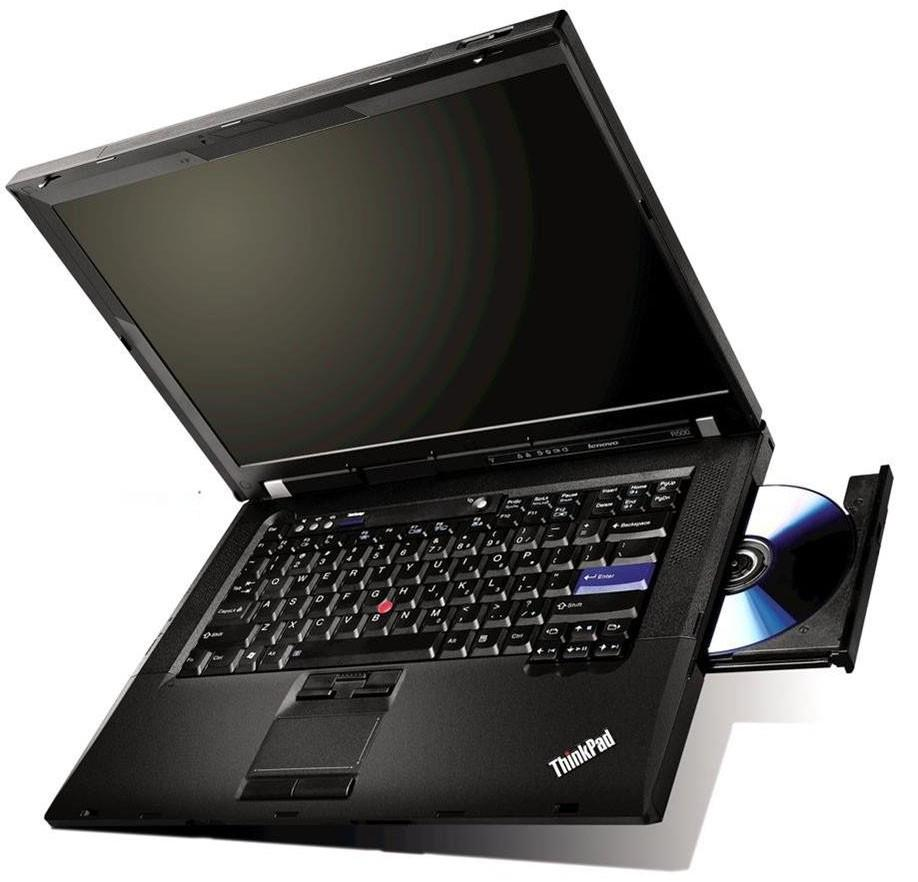 "Lenovo ThinkPad R500 Core2Duo 15.4"" Windows 7 Tough Laptop"