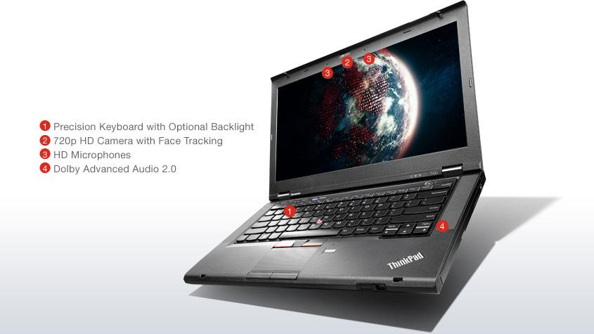 Lenovo ThinkPad T430 i7-3520m 8GB/256GB SSD/Without ROM/Win 10 Pro