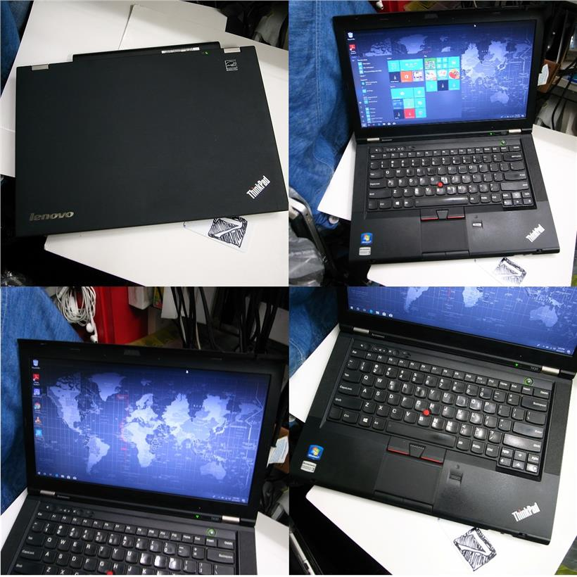 Lenovo Thinkpad T430 i7 Gen 3rd 6G 750GB NVIDIA NVS GPU 14 Inch Rm1080