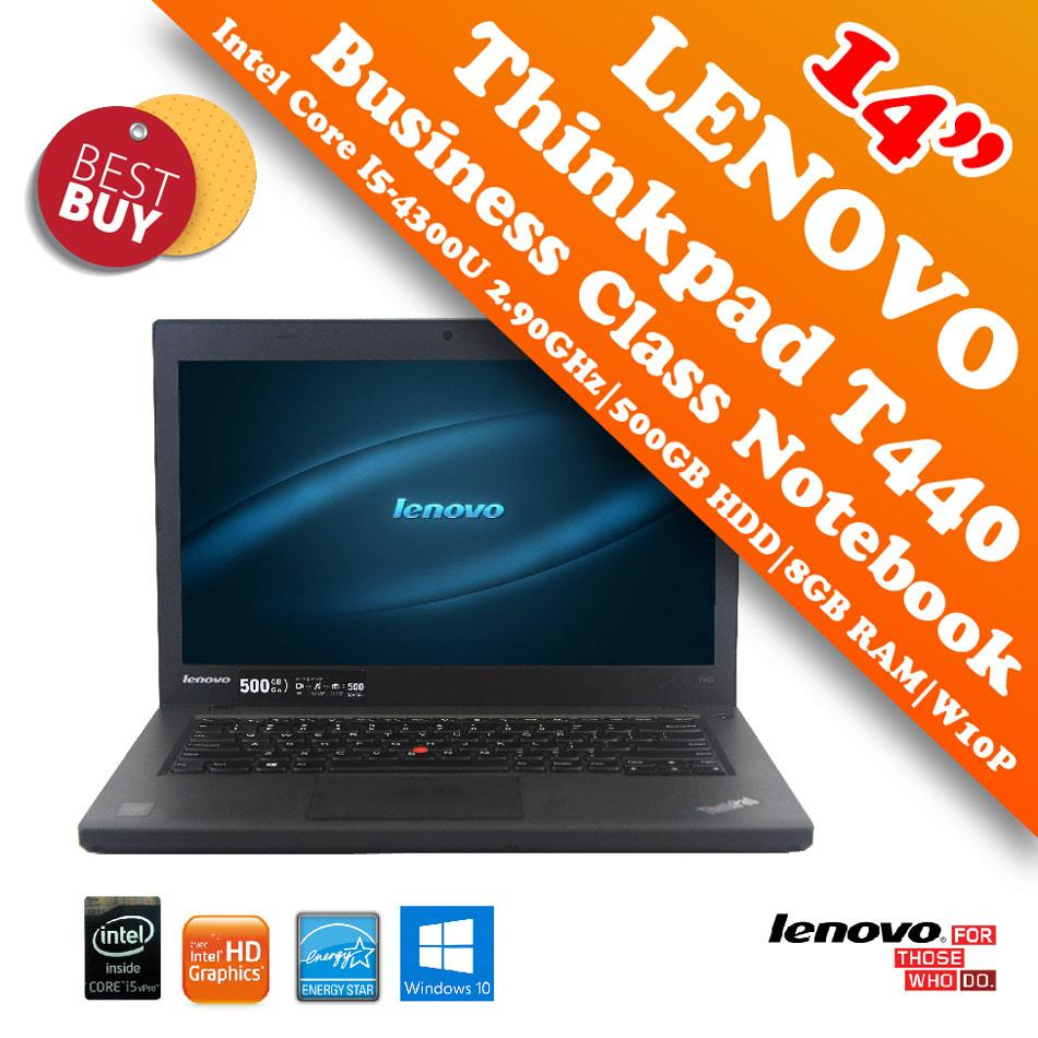 Lenovo Thinkpad T440 i5-4300U Business Class Notebook Special Deal!!!!