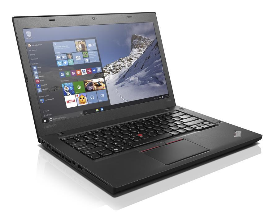 Lenovo ThinkPad T460 Notebook (i7-6500U.8GB.1TB) (20FMS6P200)