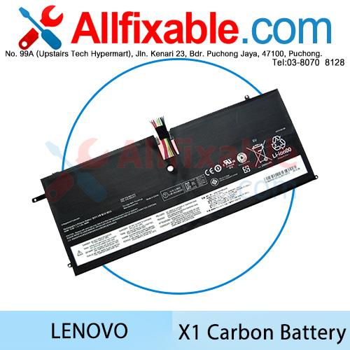 Lenovo ThinkPad X1 Carbon Series 3443 3444 3446 3448 3460 3462 Battery