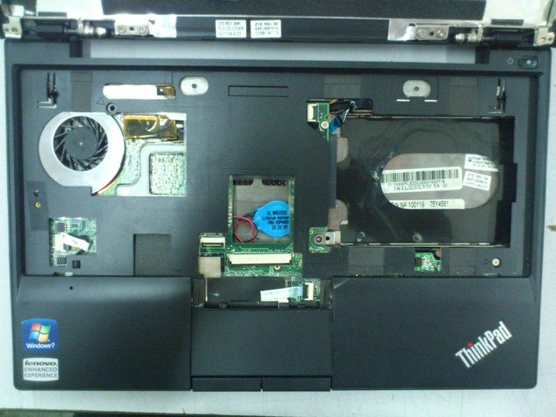 Lenovo ThinkPad X100e Netbook Casing Top 260613