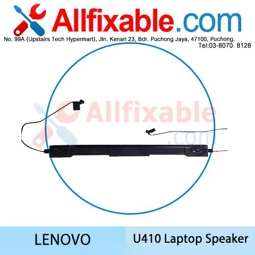 Lenovo U410 Touch Notebook Laptop Speaker