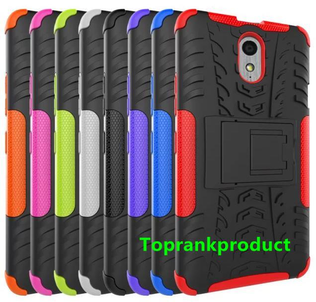 Lenovo Vibe P1M P1 / Turbo Pro Rugged Stand Armor Case Cover Casing