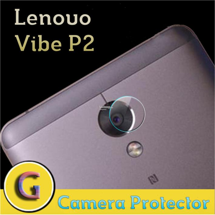 Lenovo Vibe P2 Tempered Glass Camera Protector