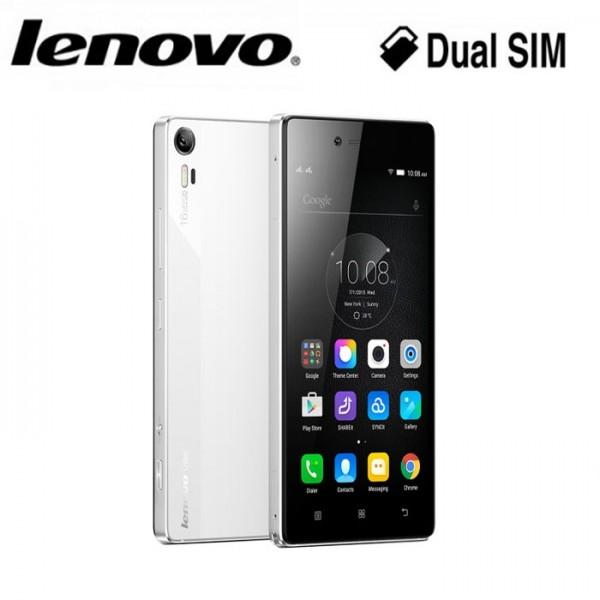 lenovo vibe shot dual sim smartphone pearl white 32gb lenovo warranty