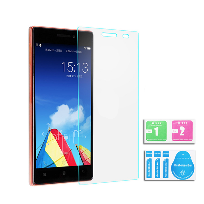 LENOVO VIBE X2 PRO CLEAR TEMPERED GLASS SCREEN PROTECTOR