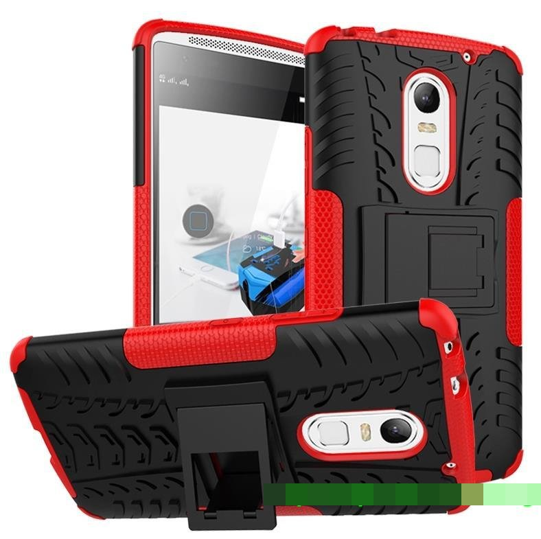 Lenovo Vibe X3 ShockProof TPU+PC Stand Back Armor Case Cover Casing