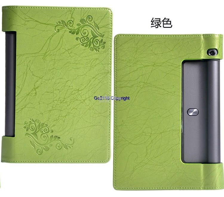 the latest 946b7 5fb04 Lenovo Yoga Tab 3 8.0 YT3-850F/M/L Chinese Style Flip Case Cover Casin