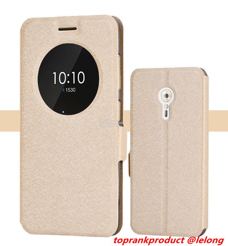 Lenovo ZUK Z1 Z2 Pro Edge Flip Smart PU Leather Case Cover Casing