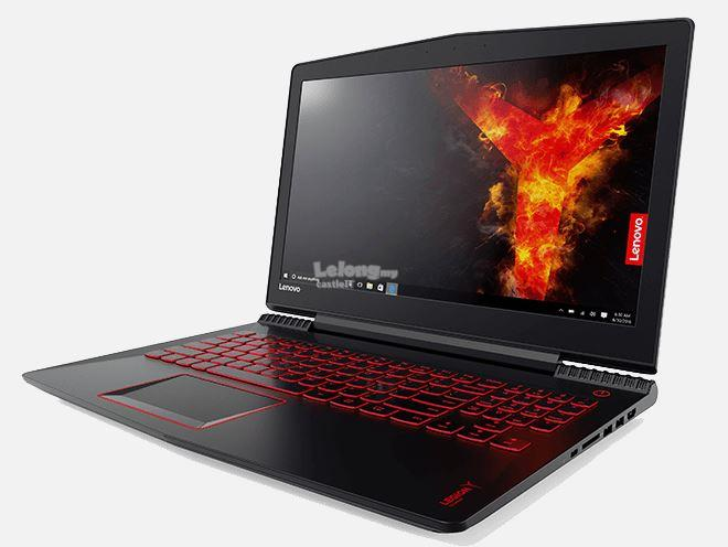 LENOVON Notebook GAMING Y520-15IK-80WK0128MJ: INTEL CORE QC I7-7700HQ