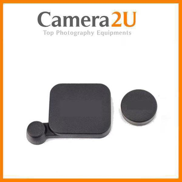 Lens Cover 2pcs Set for GoPro Hero 4 Action Camera Lens Cap Cover