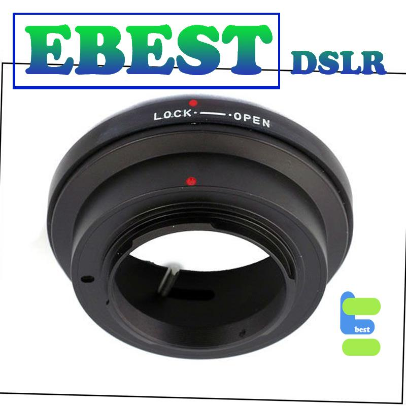 Lens Mount Adapter Canon FD FL Lens To Micro M4/3 Mount FD-M4/3