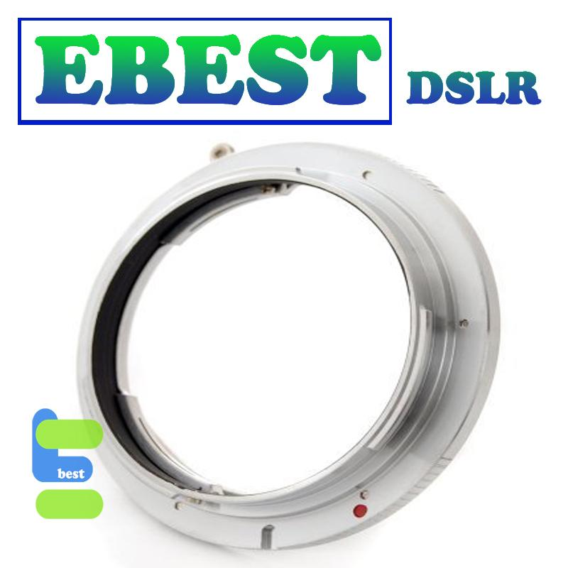 Lens Mount Adapter Ring Leica R to EOS Canon Mount L/R-E