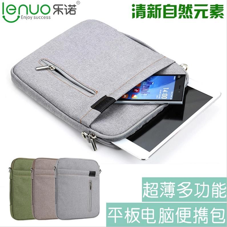 Lenuo iPad Air 2 iPad5 iPad6 Shoulder Messenger Bag Case Cover