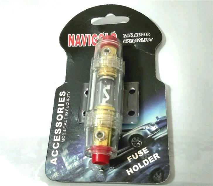 LEON Car Audio Specialist 60A Fuse Holder