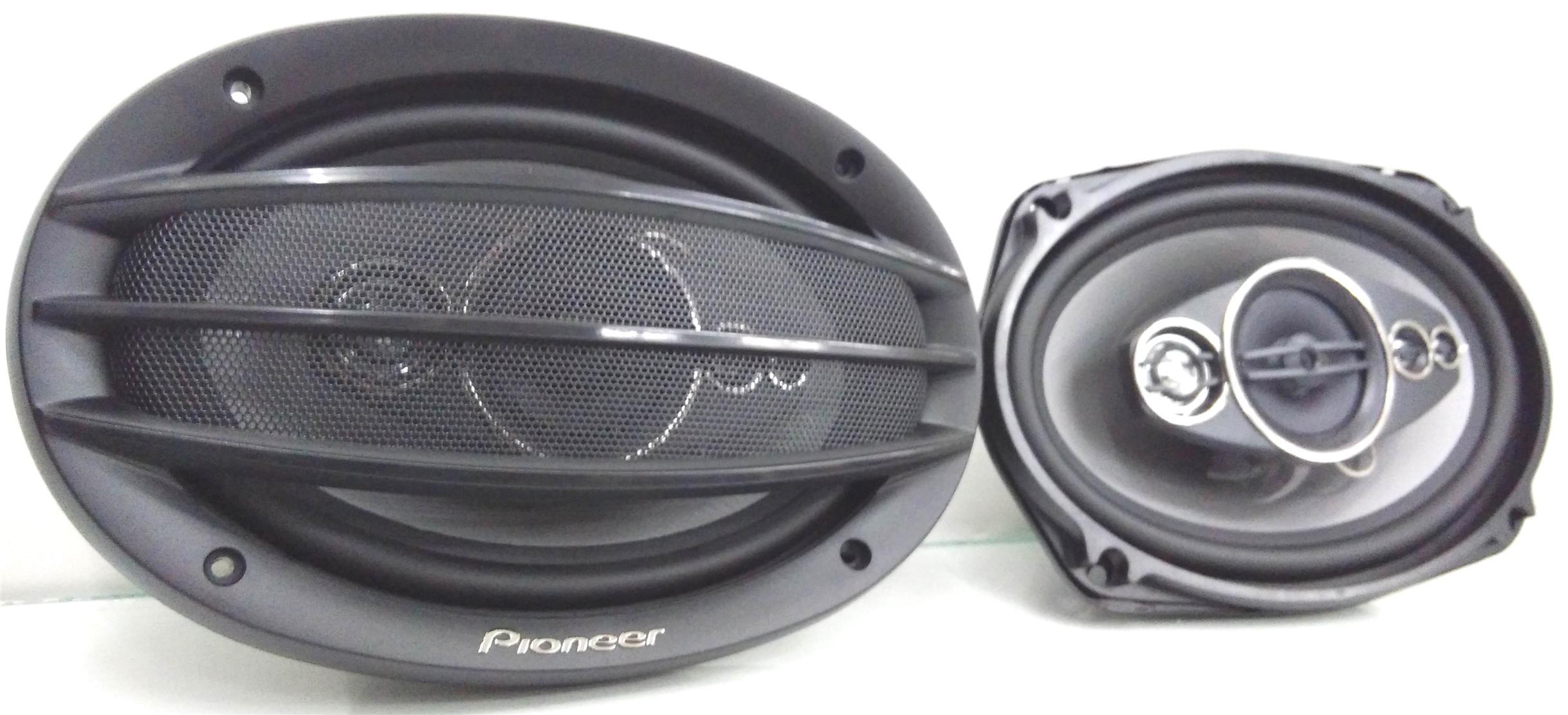 pioneer 5 way 6x9. leon pioneer ts-a6994s 6x9\u0027 5 way 600w speaker 6x9