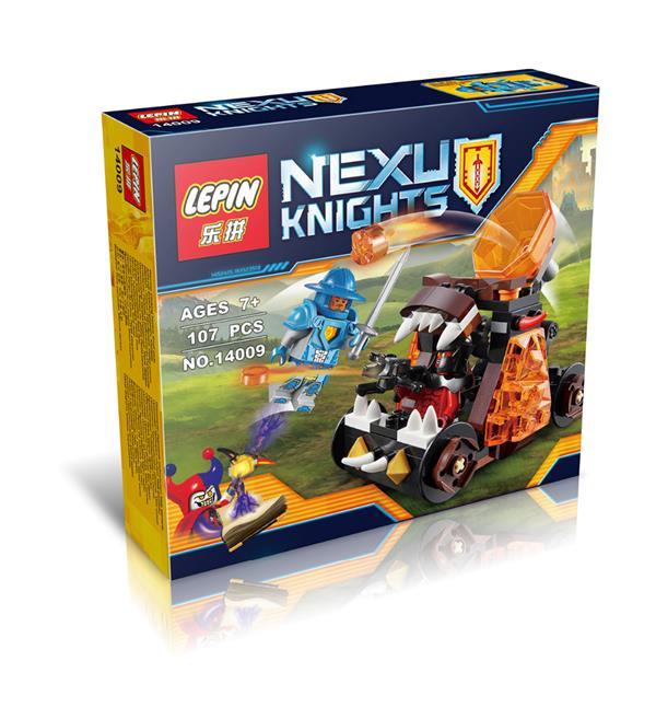 Lepin 14009 Nexo Knights Chaos Catap (end 7/6/2016 11:15 AM)