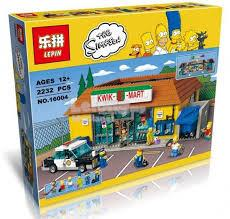 Lepin 16004 The Simpsons Kwik Mart