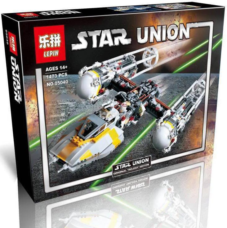 LEPIN Star Wars UCS Y-wing Attack Sta (end 4/4/2017 5:15 PM)