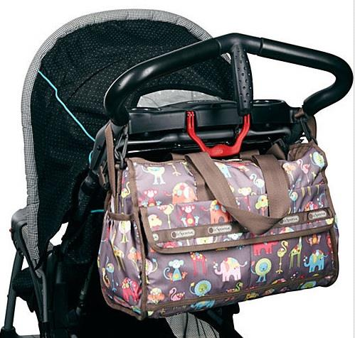 Lesportsac Ryan Baby Bag Zoo Cute