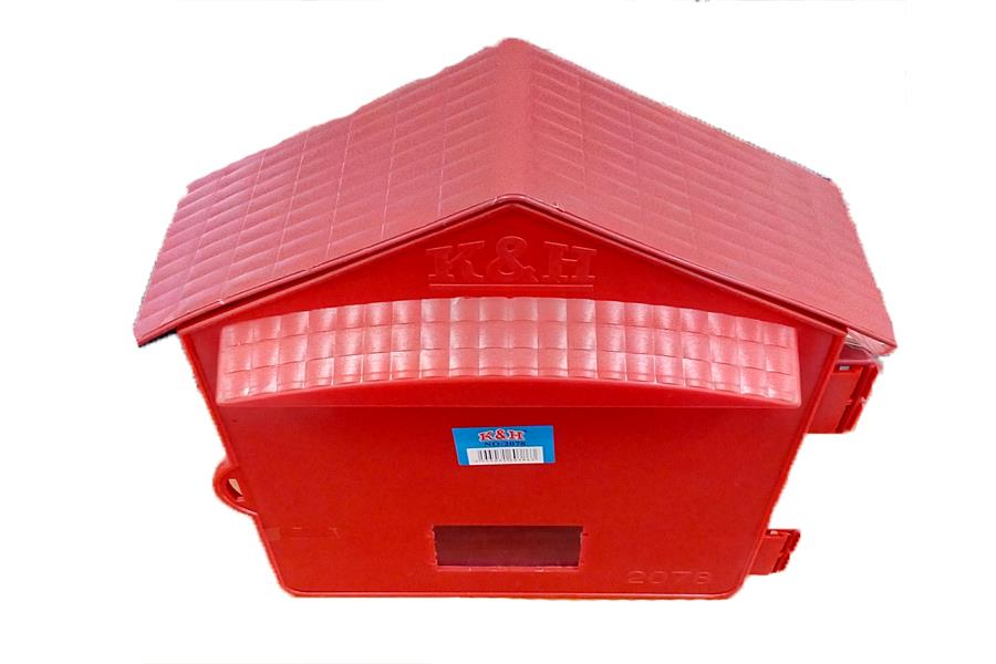 Prime Letter Box Pvc Mailbox Pos Red For Home Office School Download Free Architecture Designs Lectubocepmadebymaigaardcom