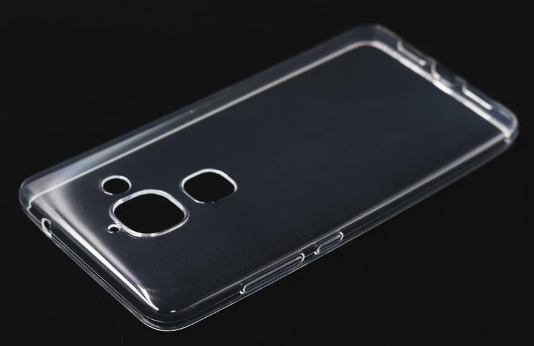 LeTV LeEco Le Max 2 / X820 SLIM TRANSPARENT TPU SOFT HANDPHONE CASE