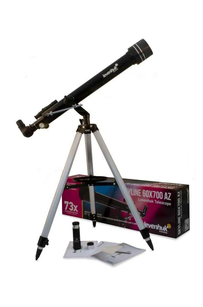Levenhuk USA Skyline 60x700 Telescope