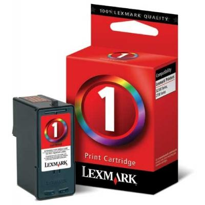 Lexmark Cartridge 1 - 18C0781A