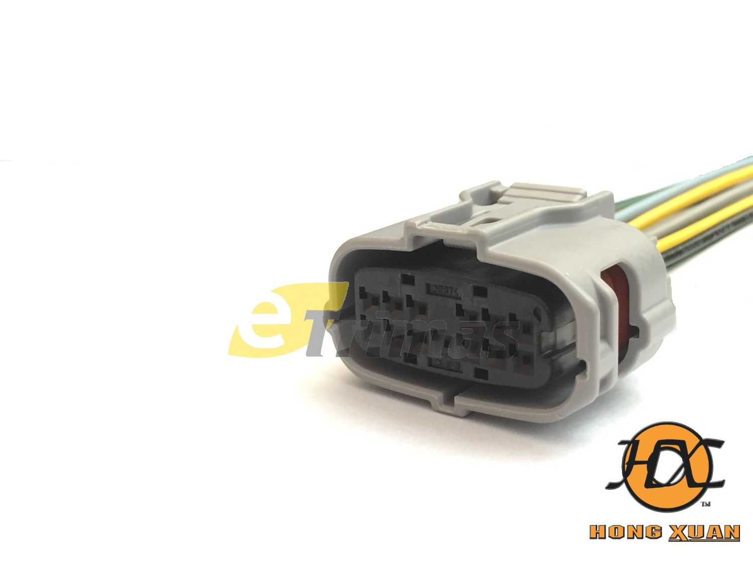 Lexus IS220 Toyota Power Steering Control Module Unit Socket Connector