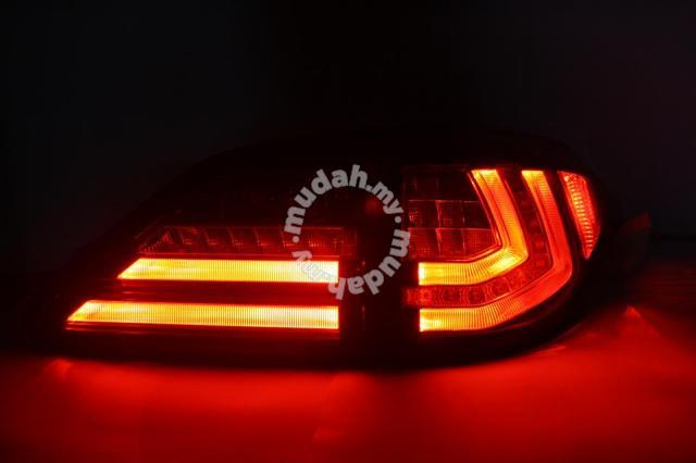 Lexus Rx350 09-15 Led Tail Lamp Bar Red Taiwan