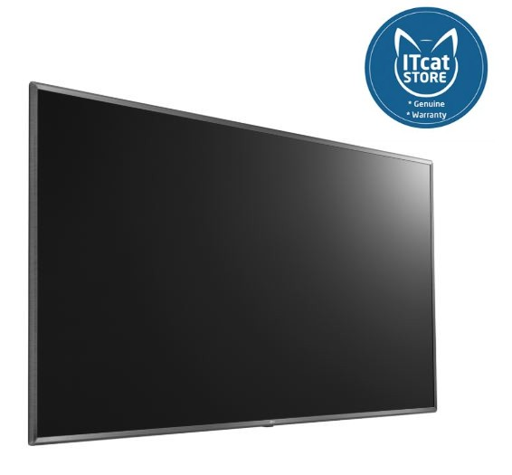 NEW LG 75' UHD COMMERCIAL SIGNAGE TV with WAKE ON LAN (75UT640S)