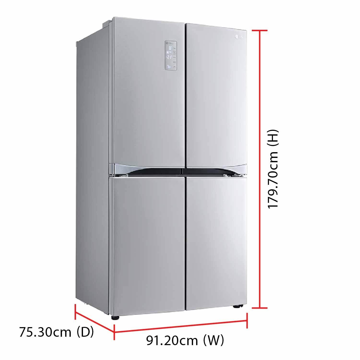 Lg French Door Refrigerator With I End 12292020 1200 Am