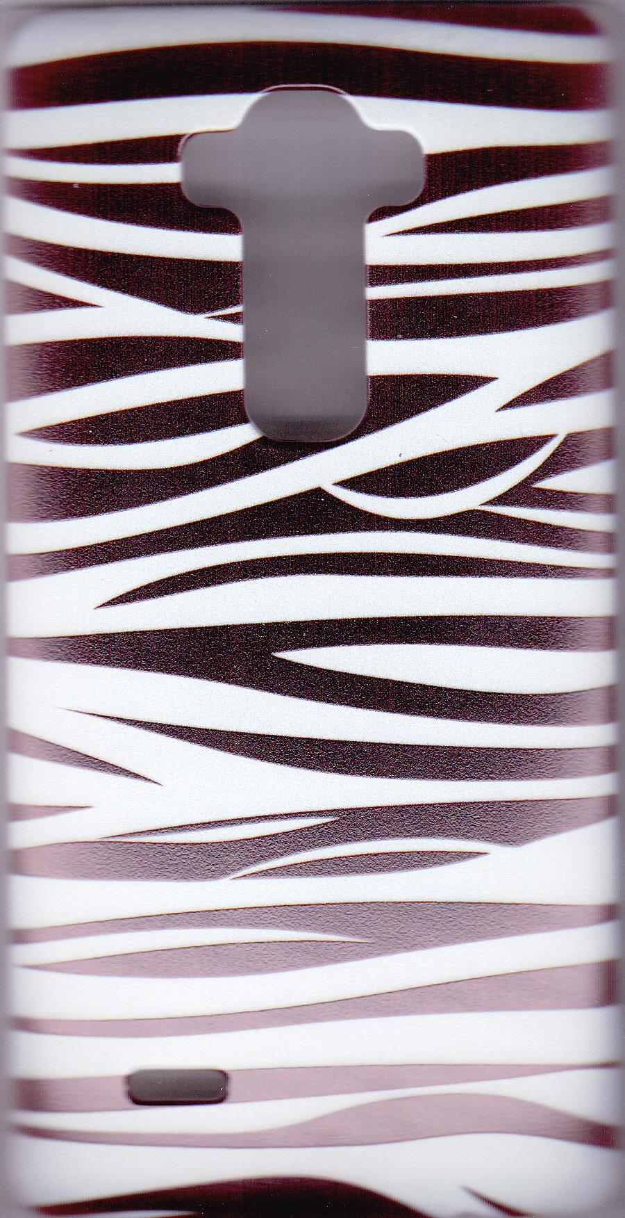 LG G FLEX 2 PICTURE HARD HANDPHONE CASE-STRIPE