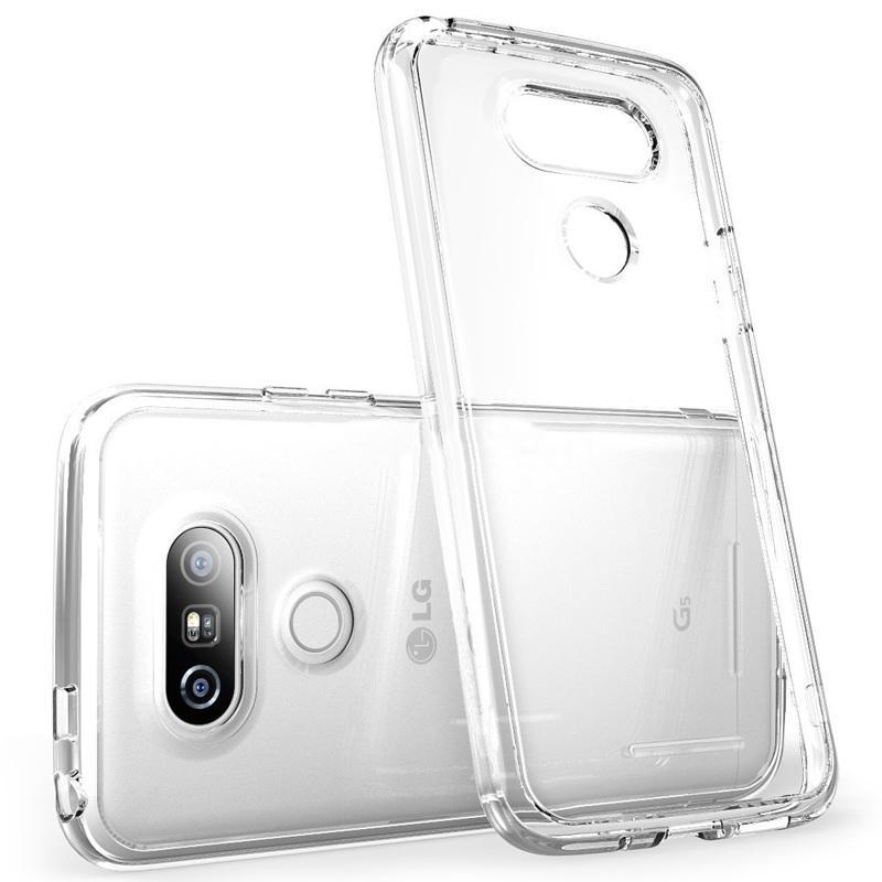 reputable site 81921 6adbb LG G2 G3 G4 G5 G6 Nexus 4 5 5X 6 Transparent Silicone Case Cover
