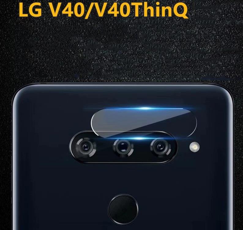 LG G5 G6 G7 G8 V10 V20 V30 Plus V40 Camera Tempered Glass Protector