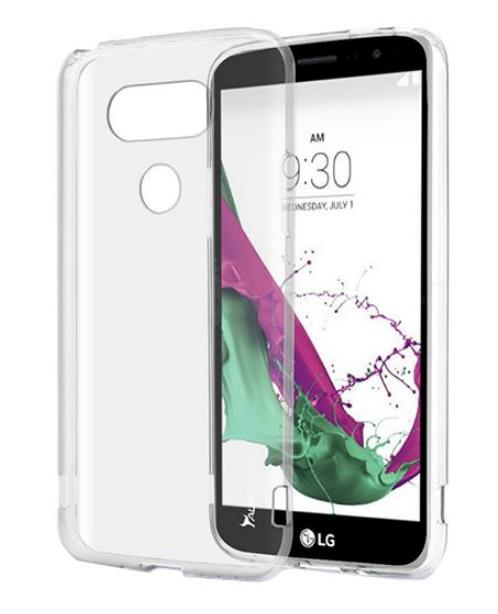 new product fd3e5 0b5ee LG G5 H840 H850 ULTRA SLIM CLEAR TRANSPARENT TPU GEL CASE