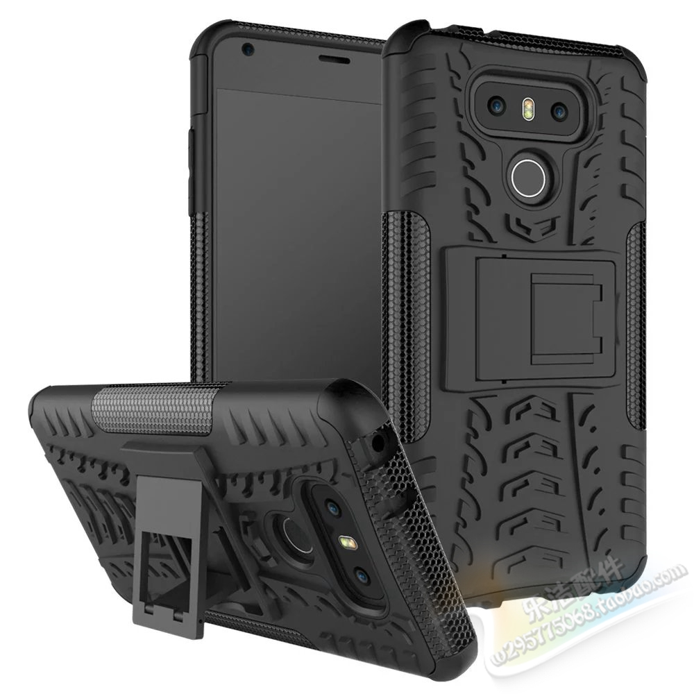 the best attitude d9e29 52ee7 LG G6 LG G6 Armor ShakeProof Case Cover Casing